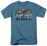 Star Trek - Line Up Shirts