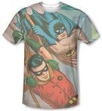 Batman Classic TV - Nightly Patrol T-shirts