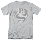 Superman - Man Of Steel Shield T-Shirt