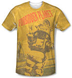 Forbidden Planet - Strang World T-Shirt