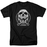 Sons Of Anarchy - SOA Club Shirts