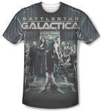 Battlestar Galactica - Fallen Leader Shirts