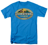 Survivor - Samoa Logo Shirts