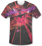 Batman Beyond - Batmobile Interior T-shirts