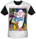 Elvis Presley - Blue Hawaii Black Back T-Shirt