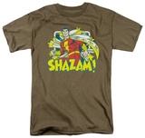 Shazam - Shazam Stars Shirts