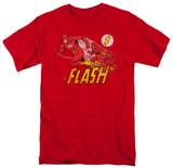 The Flash - Crimson Comet T-shirts