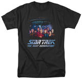 Star Trek - Space Group T-shirts