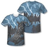 Batman - Lightning Strikes Shirts