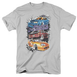 The Fast And The Furious - Smokin Street Cars T-Shirt
