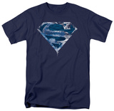 Superman - Water Shield T-shirts