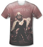 Forbidden Planet - Poster T-Shirt