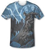 Batman - Lightning Strikes T-shirts