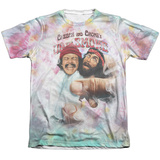 Cheech & Chong - Fried Tie Dyed T-shirts