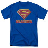 Superman - Super Grandpa T-shirts