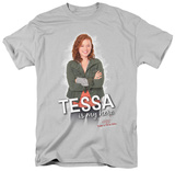 Suburgatory - Tessa Hero T-shirts