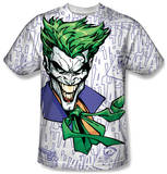 Batman - Laugh Clown Laugh Shirts