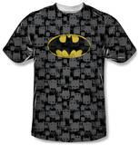 Batman - Caped Crusader Repeat T-shirts