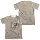 Popeye - Strongs To Tha Finch T-Shirt