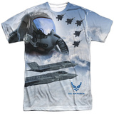 Air Force - Pilot Sublimated