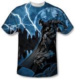 Batman - Lightning Strikes T-shirts