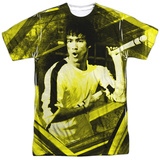 Bruce Lee - Stripes Sublimated