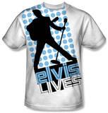 Elvis Presley - Livin Large T-shirts