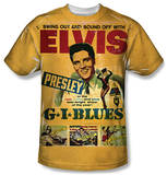 Elvis Presley - GI Blues T-shirts