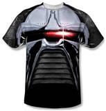 Battlestar Galactica(Classic) - Cylon Stare T-shirts