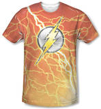 The Flash - Lightning Logo T-Shirt