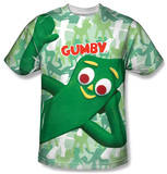 Gumby - Gumbyflage T-Shirt