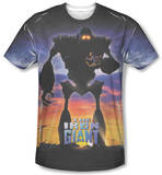 Iron Giant - Giant Poster T-shirts
