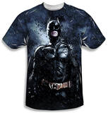 Dark Knight Rises - Stormy Knight T-shirts