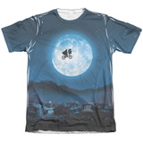 E.T. - Moon T-shirts
