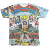 Wonder Woman - No 1 Cover T-Shirt