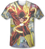 The Flash - Police Line Shirt