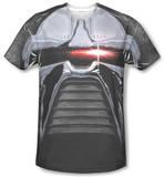 Battlestar Galactica(Classic) - Cylon Stare Shirts