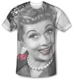 I Love Lucy - Timeless Sublimated