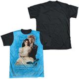 Labyrinth - A Dream Black Back T-shirts