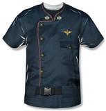 Battlestar Galactica - Duty Blue T-Shirt