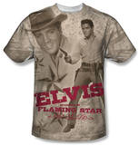 Elvis Presley - Flaming Star T-shirts