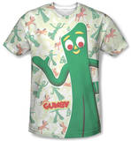 Gumby - Friendly Greeting T-shirts