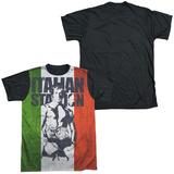 Rocky - Stallion Black Back T-Shirt