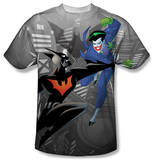 Batman Beyond - Baddie Battle T-shirts