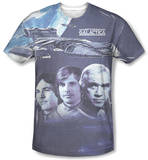 Battlestar Galactica(Classic) - Space Travelers T-Shirts