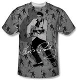 Elvis Presley - Rockin All Over T-shirts