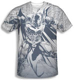 Dark Knight Rises - Concept Justice T-Shirt