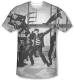 Elvis Presley - Jubilant Felons T-shirts