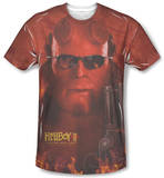 Hellboy II - Big Red Shirts
