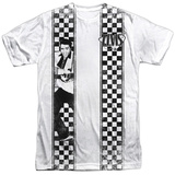 Elvis Presley - Checkered Bowling Shirt Sublimated